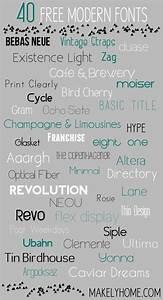 40 free modern fonts fonts fonts fonts fonts With free modern fonts