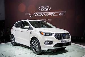 Ford Kuga 2016 : the 2016 ford kuga s mid life pick me up shows its face ~ Nature-et-papiers.com Idées de Décoration