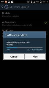 Update Galaxy S4 To Android 4 4 2 I9500xxugng3 Stock Firmware