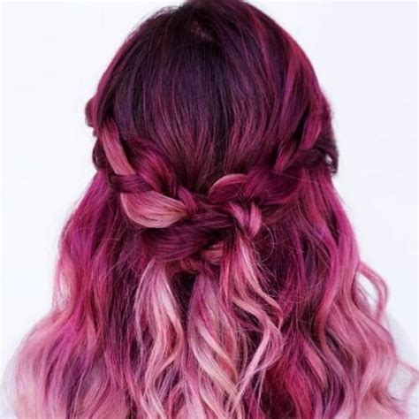 Magenta Hair 50 Cool Shades And Ideas For Bold Women Hair