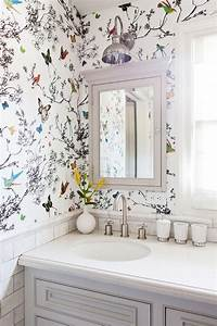 1000 ideas about kitchen wallpaper on pinterest vintage for Kitchen colors with white cabinets with 4 murs papier peints