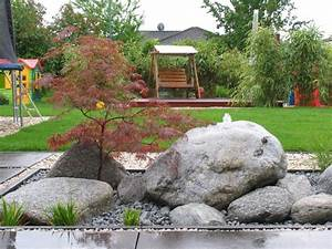 Pflanzen Für Japangarten : japangarten mit modernen elementen ~ Sanjose-hotels-ca.com Haus und Dekorationen