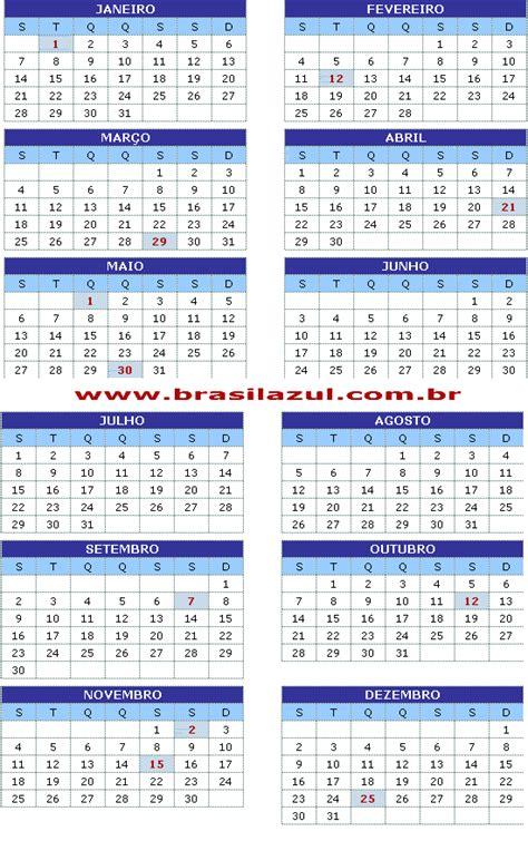 calendario feriados calendario fases da lua