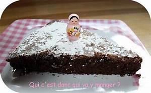 Gateau Sans Lactose : recette de g teau express au chocolat sans gluten et sans ~ Melissatoandfro.com Idées de Décoration