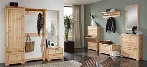 Garderoben Set Landhausstil : kiefernholz garderoben kiefern m bel fachh ndler in ~ Whattoseeinmadrid.com Haus und Dekorationen