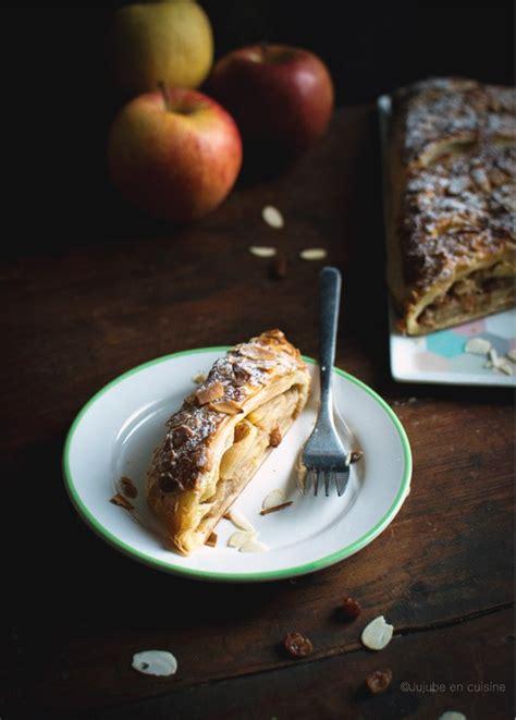 jujube en cuisine apfelstrudel strudel aux pommes jujube en cuisine