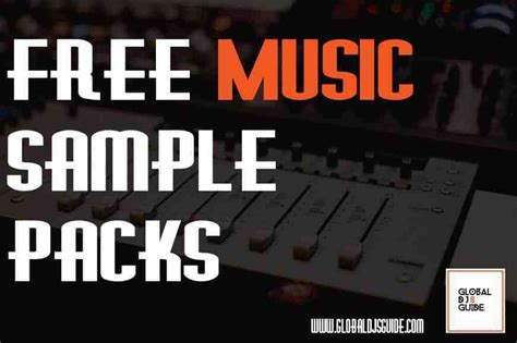 If you've been thinking about getting into music production, you've probably got no idea where to start. Free sample packs to start music production - Global Djs Guide
