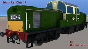 British Rail Class 17 - Downloads - Train Fever ...
