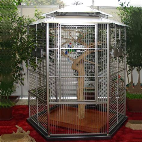 cage inox perroquet king s cages mod 232 le 605 inox 2 789 00
