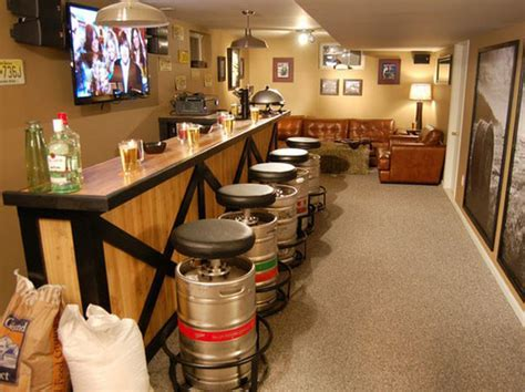 Beer Barrel Bar Stools   Chairblog.eu