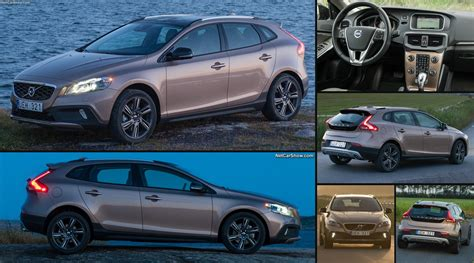 Gambar Mobil Volvo V40 Cross Country by Volvo V40 Cross Country 2014 Pictures Information Specs