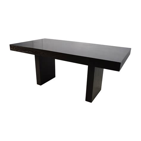 west elm bench table 76 off west elm west elm terra dining table tables