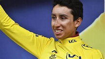 Tour de France: Egan Bernal set to become first Colombian ...