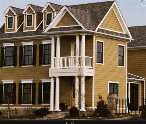 rich maple house siding stain color