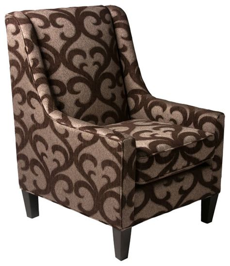 roxanne accent chair contemporary armchairs and accent