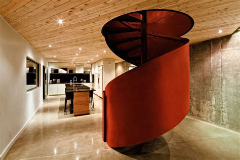 Wooden Spiral Staircase With Slide by 40 Breathtaking Spiral Staircases To Dream About Having In