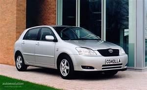 Toyota Corolla 2002 : toyota corolla 5 doors specs 2002 2003 2004 autoevolution ~ Medecine-chirurgie-esthetiques.com Avis de Voitures
