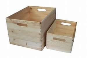 Caisse En Bois : caisse de rangement leroy merlin zi67 jornalagora ~ Nature-et-papiers.com Idées de Décoration