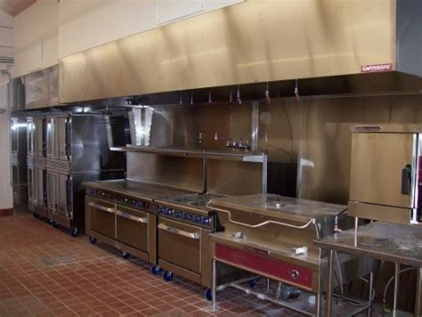 faq definition commercial kitchen cooking station