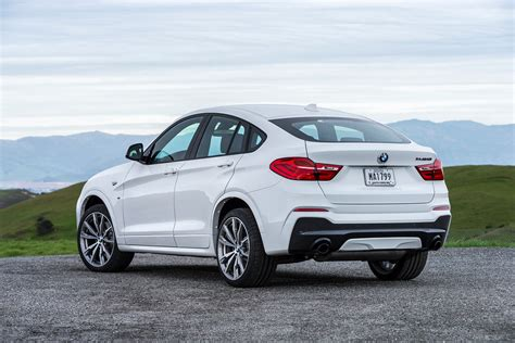 Bmw X4 Picture by Bmw X4 M40i Suv 2016 Review Pictures Auto Express
