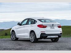 BMW X4 M40i SUV 2016 review pictures Auto Express