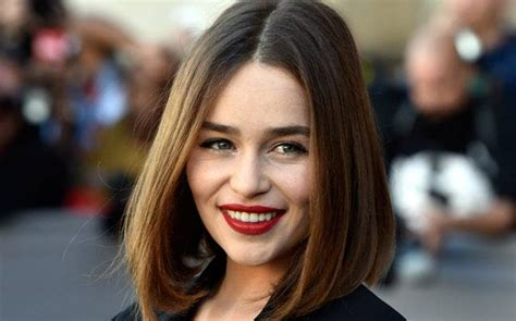 Game Of Thrones Actor Emilia Clarke Is Sexiest Woman Alive