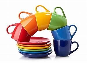 Geschirr Bunt Modern : kaffee geschirr was sagen muster und farben ber den besitzer aus ~ Sanjose-hotels-ca.com Haus und Dekorationen