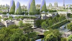 Smart Montparnasse : paris 2050 green towers to fight global warming jcdecaux group ~ Gottalentnigeria.com Avis de Voitures