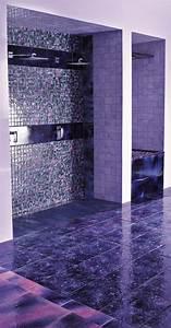 purple bathrooms by franco pecchioli ceramica With deep purple bathroom