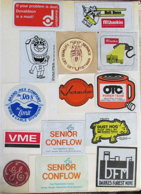 mining stickers coal mining stickers mining