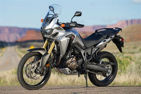 Honda Africa Twin Dct Vs. Ktm 1190 Adventure