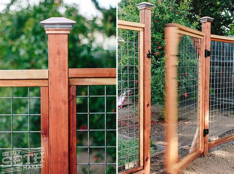 25+ Best Wire Fence Ideas On Pinterest