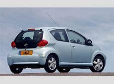 TOYOTA Aygo 5 doors 2005, 2006, 2007, 2008 autoevolution
