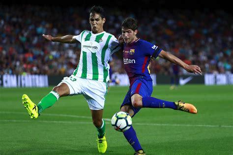Barcelona 2-0 Real Betis (Maç Özeti - 20 Ağustos 2017) | İzlesene.com