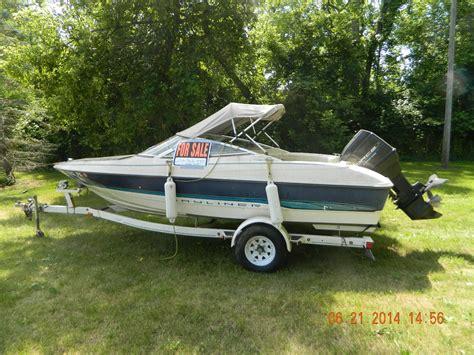 Bayliner Boats Past Models by Bayliner Capri 1700 Ls 1995 For Sale For 50 Boats From