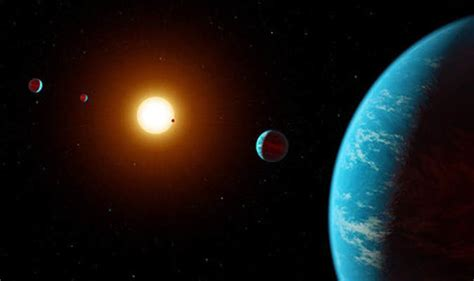 Space News Space Latest New Planets K2 138 Found In Shock Discovery