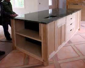 handmade kitchen islands dorset custom furniture a woodworkers photo journal the kitchen island and out