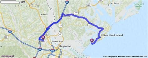driving directions    sea pines dr hilton head