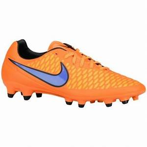 neon orange nike shoes Nike Magista Orden FG Men s