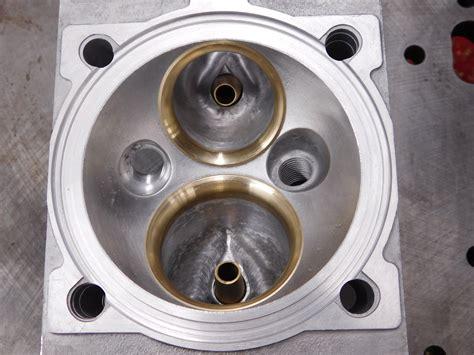 Porsche 911 Type Air-cooled Cylinder Head Rebuilding