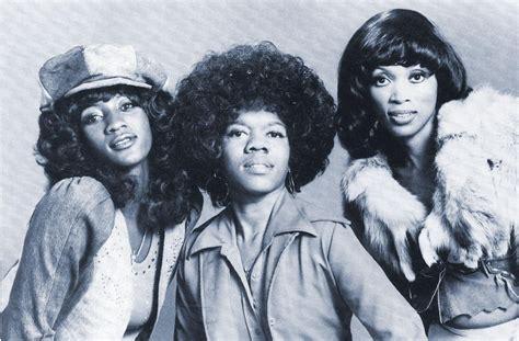 'estelle, Myrna And Sylvia'
