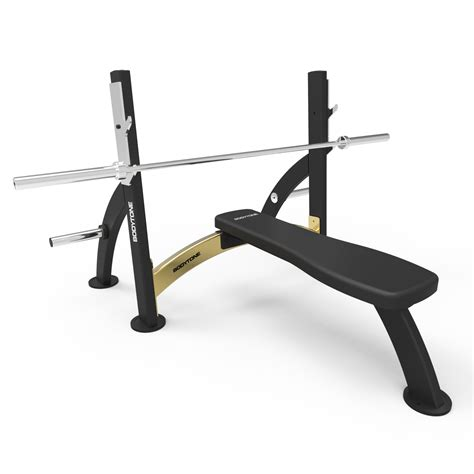 Olympic Bench Press Srb08  Devine Fitness Equipment