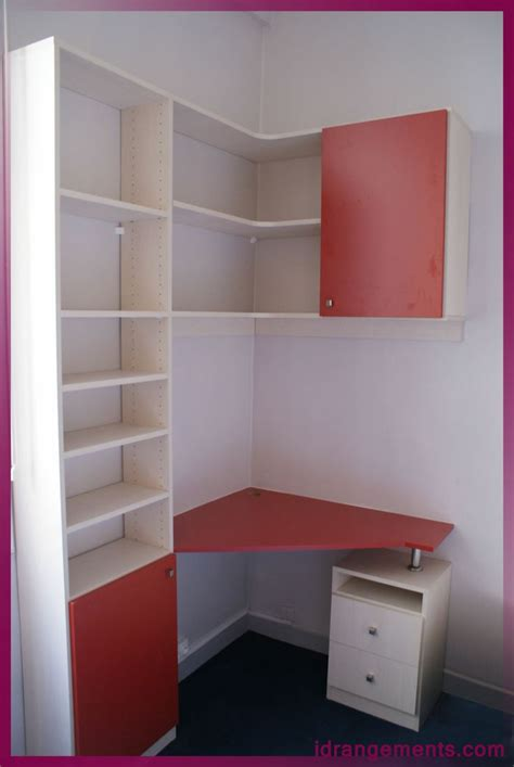 bureau pour petit espace bureau d angle petit espace idées pour la maison