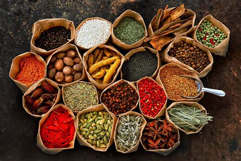 cuisine spicy spices your and health with top 24 healthiest spices