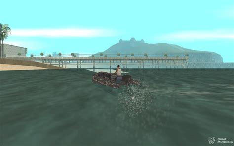 Zodiac Boat Gta 5 by Zodiac For Gta San Andreas