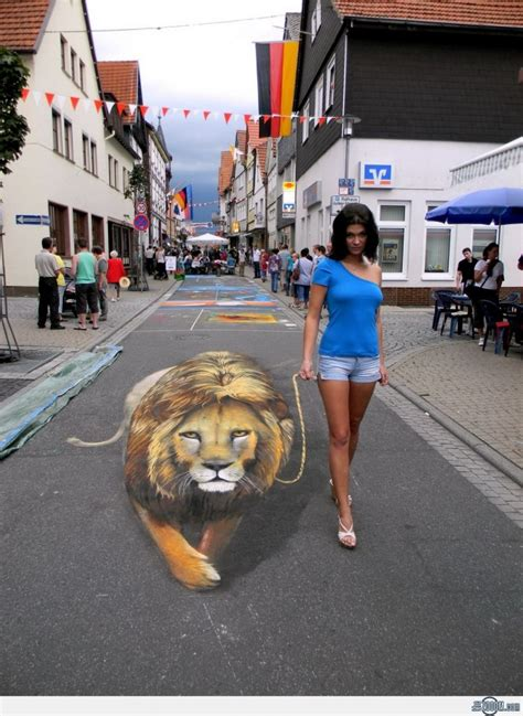 3d street interesting paintings