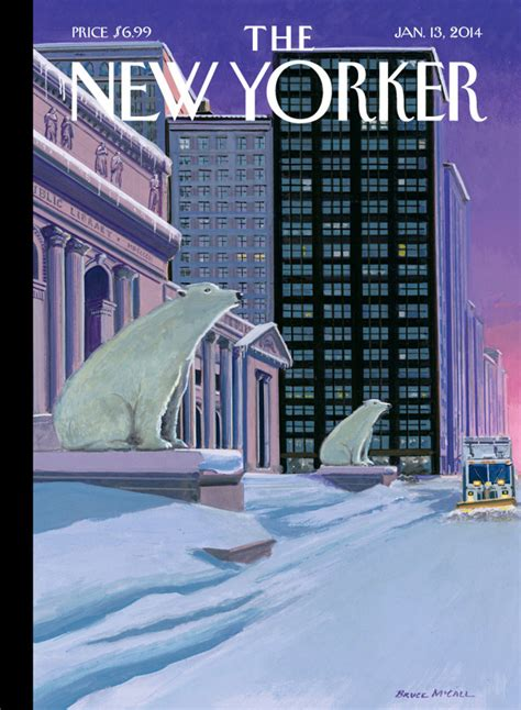"Cover Story: Tomer Hanuka's ""Perfect Storm"" 