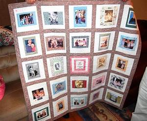 You have to see Memory Quilt by Karol Allred!