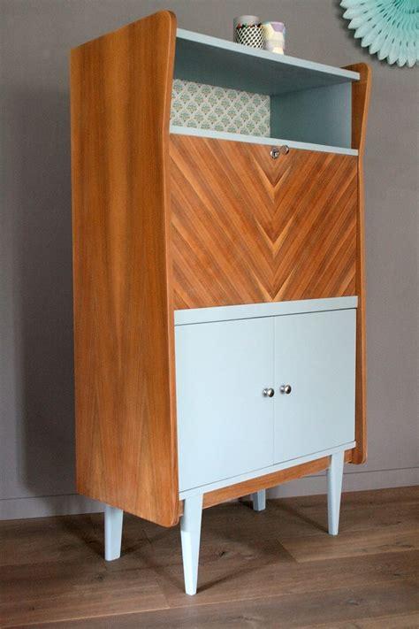 le de bureau vintage secrétaire vintage octave les jolis meubles