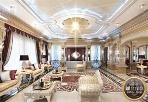 Arabic house design from LUXURY ANTONOVICH DESIGN - Asian